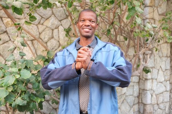 Kgomotso Panye från BTAWU i Botswana