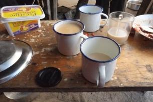 Te med mycket socker håller oss vakna..
